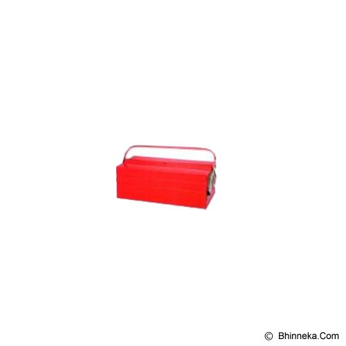 KRISBOW Steel Tool Box [KW0102942] - Tas Perkakas